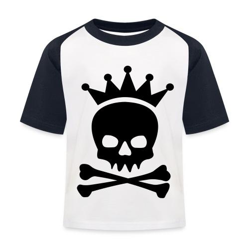 Roi des pirates - T-shirt baseball Enfant