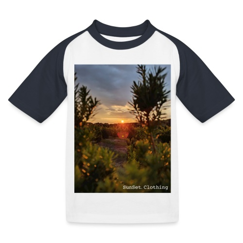 SCD02 - Kinder Baseball T-Shirt