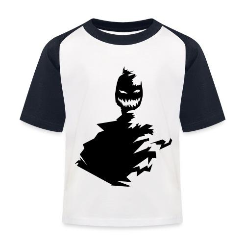t shirt monster (black/schwarz) - Kinder Baseball T-Shirt