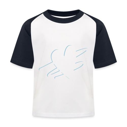 I Balance Design - Baseball T-shirt til børn