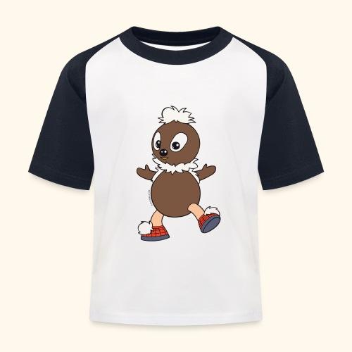 Pittiplatsch - Kinder Baseball T-Shirt