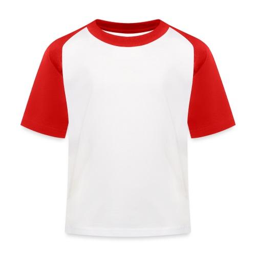 OPP Logo White - Lasten pesäpallo  -t-paita
