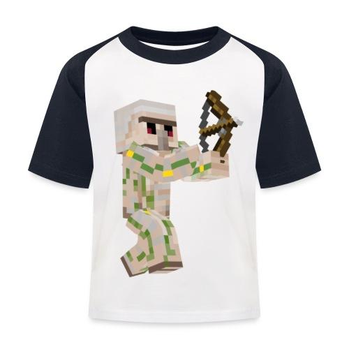 Bow Shooter - Baseboll-T-shirt barn