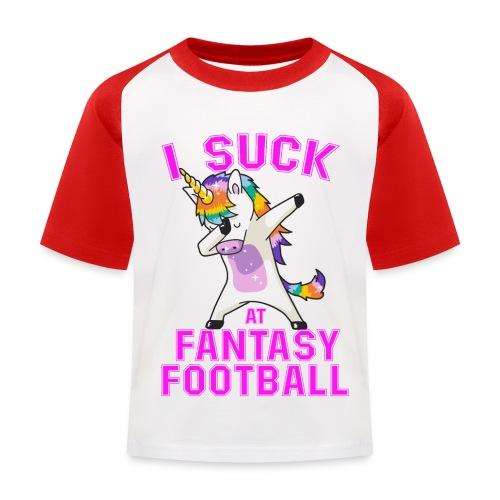 FANTASY - Baseboll-T-shirt barn