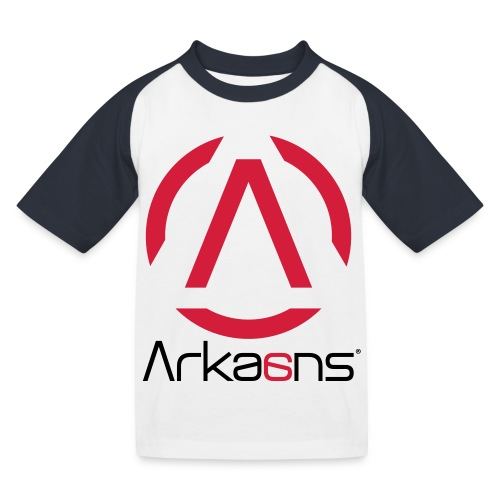 Arkaans Global - T-shirt baseball Enfant