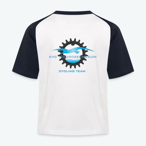 kledijlijn NZM 2017 - Kinderen baseball T-shirt