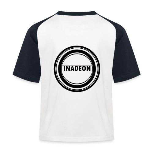 Logo inadeon - T-shirt baseball Enfant