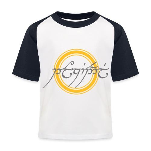 Tolkiendil Cercle 2 - T-shirt baseball Enfant