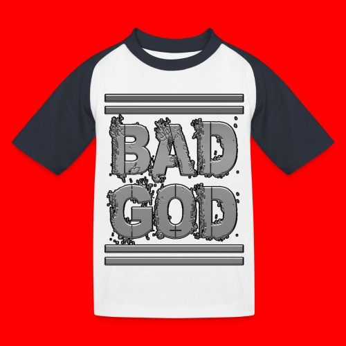 BadGod - Kids' Baseball T-Shirt