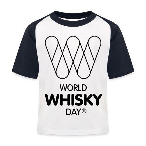 WWD logo - Kids' Baseball T-Shirt