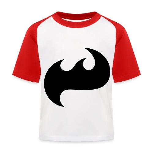 Highfish Logo - Kinder Baseball T-Shirt