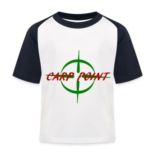 Carp Point - Kinder Baseball T-Shirt