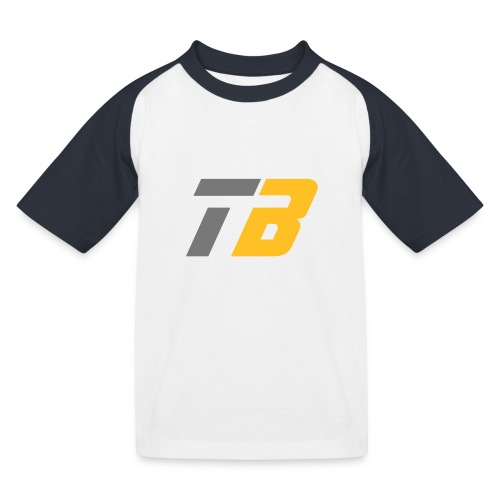 Logo Team Benninghofen - Kinder Baseball T-Shirt