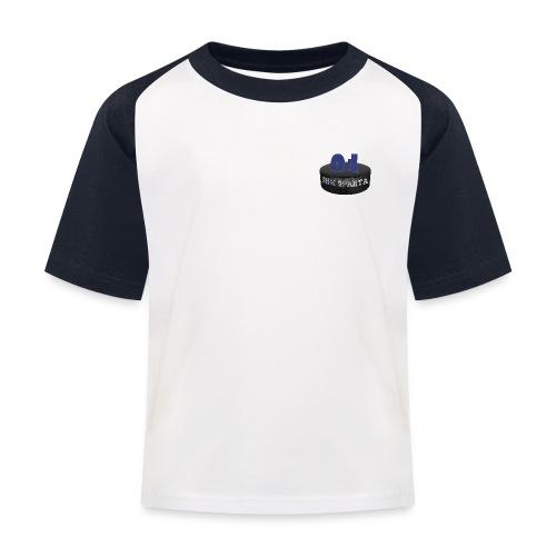 sparta04 - Baseball-T-skjorte for barn