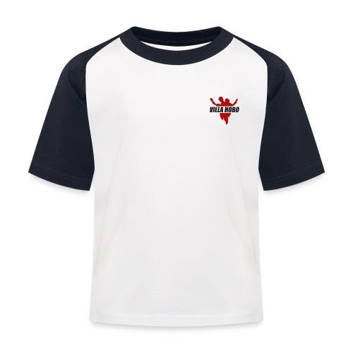 Villa Hobo logo png - T-shirt baseball Enfant