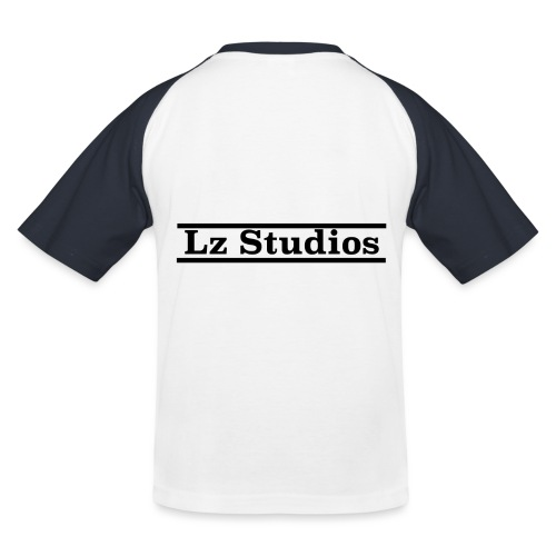 Lz Studios Design Nr.2 - Kinder Baseball T-Shirt