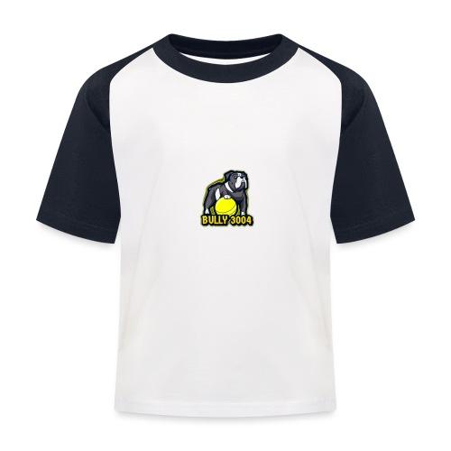 Logo mit #BullyArmy am Rücken - Kinder Baseball T-Shirt