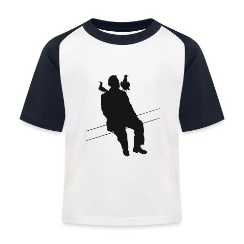 Rovira presenta: Los Pájaros - Camiseta béisbol niño