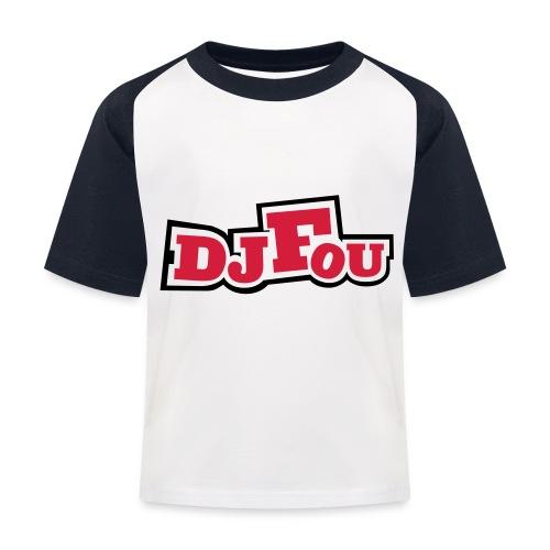 logofou - T-shirt baseball Enfant