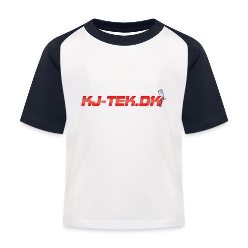shirtlogo png - Baseball T-shirt til børn
