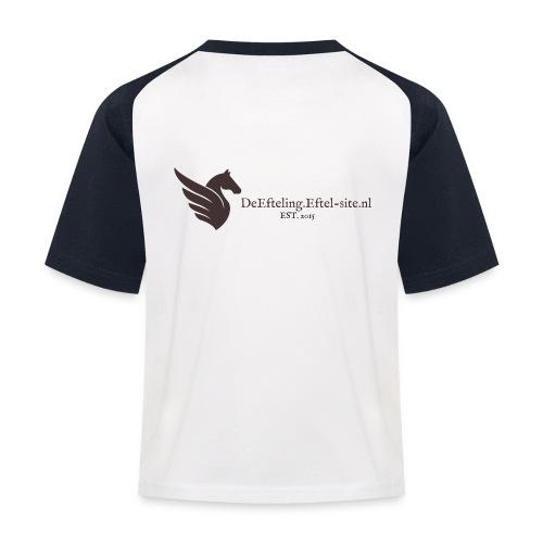 DeEfteling Eftel site nl - Kinderen baseball T-shirt