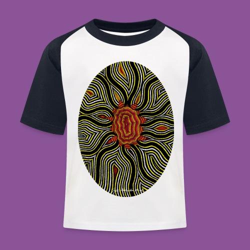 Aura 11 - Kinder Baseball T-Shirt