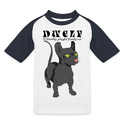 DWELF - Lasten pesäpallo  -t-paita