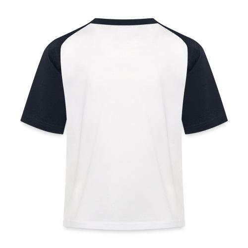 Daisy Silhouette Side 2 - Baseboll-T-shirt barn