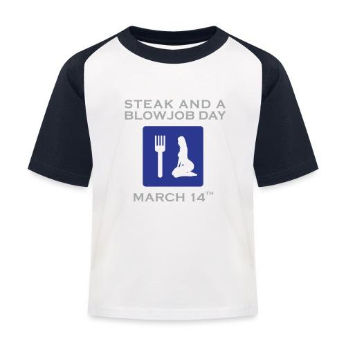 sbjdsign - Kids' Baseball T-Shirt
