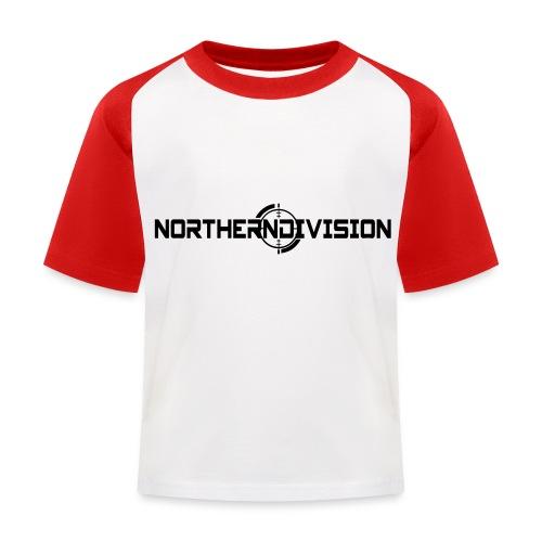 ND CROSSHAIR_TEKSTI_2017 - Lasten pesäpallo  -t-paita