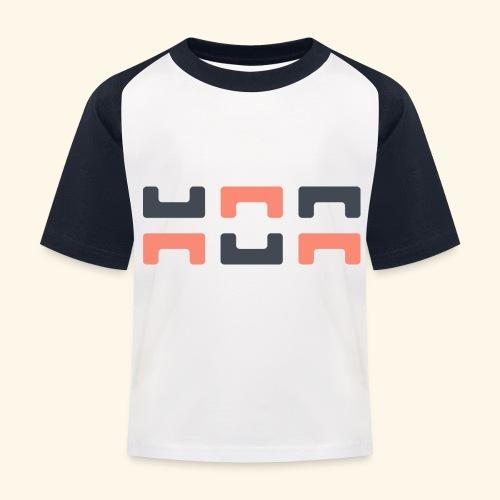 Angry elephant - Kids' Baseball T-Shirt