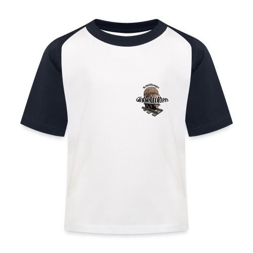 glob fuerw grd jpg - Kinder Baseball T-Shirt