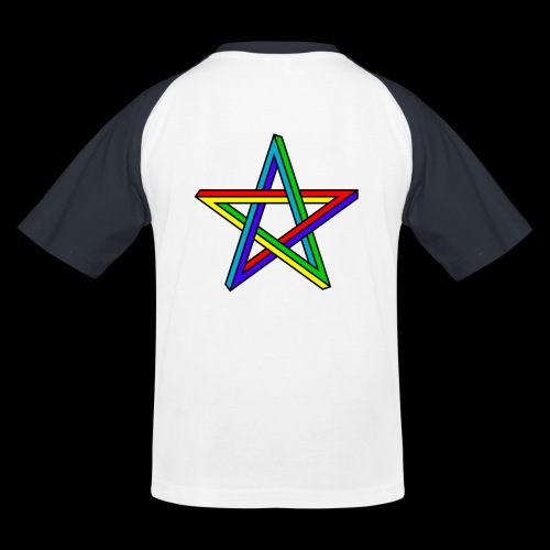 SONNIT STAR - Kids' Baseball T-Shirt