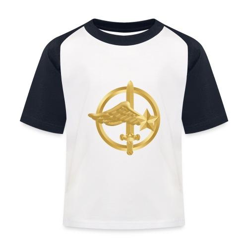 Tasse Fusiliers Commandos de l'Air - T-shirt baseball Enfant
