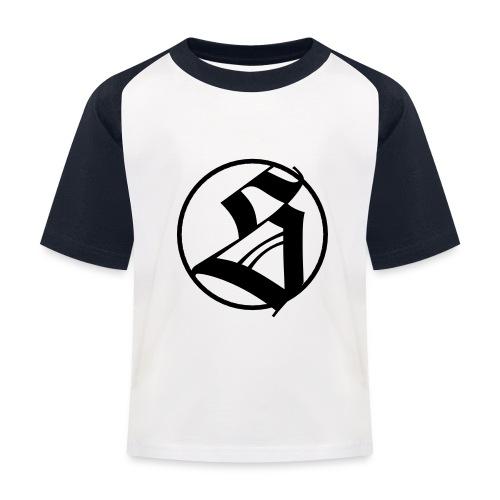s 100 - Kinder Baseball T-Shirt