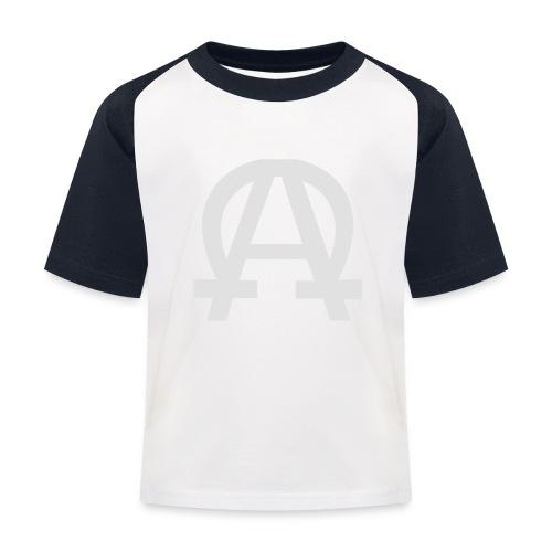 alpha-oméga - T-shirt baseball Enfant