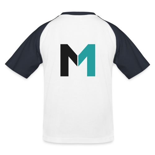 Logo M - Kinder Baseball T-Shirt