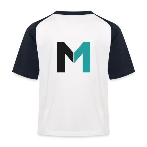 Logo M - Kinder Baseball T-Shirt