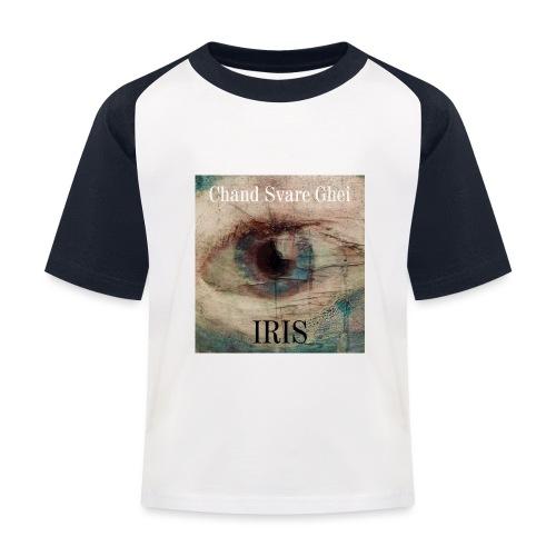 Iris - Baseball-T-skjorte for barn