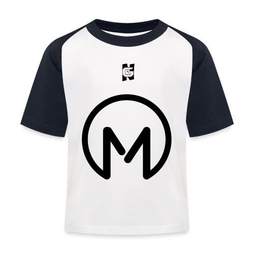 nglogoo png - Kids' Baseball T-Shirt