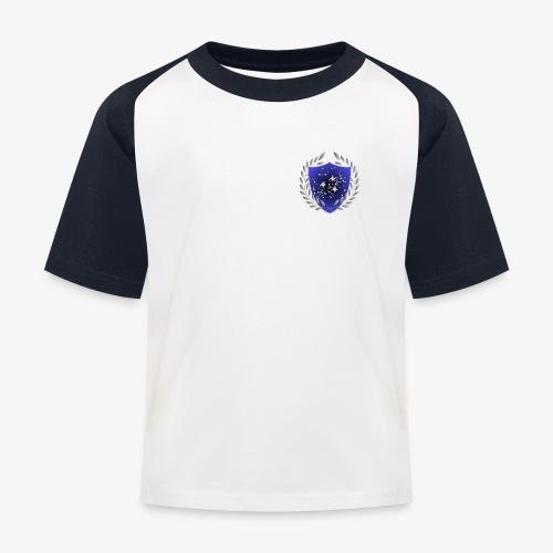 bblogo_neu_einfach - Kinder Baseball T-Shirt