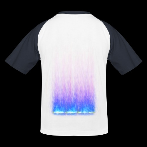 SONNIT BLUE TRANSFORM, RESURECTION - Kids' Baseball T-Shirt