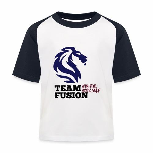 Team Mosso - Maglietta da baseball per bambini