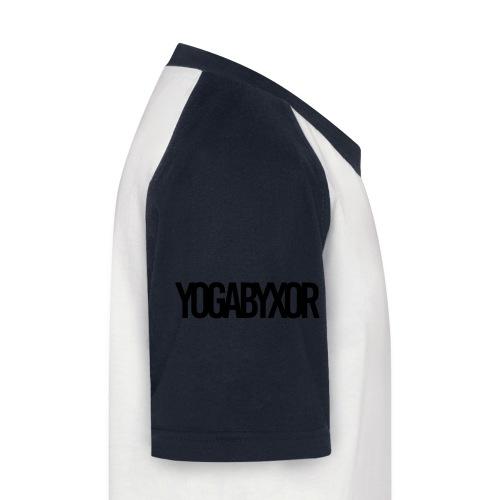 yogabyxor1 - Baseboll-T-shirt barn