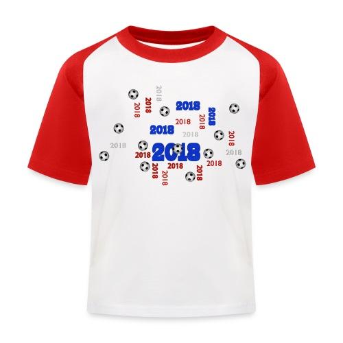 Football Event of the year 2018 - T-shirt baseball Enfant