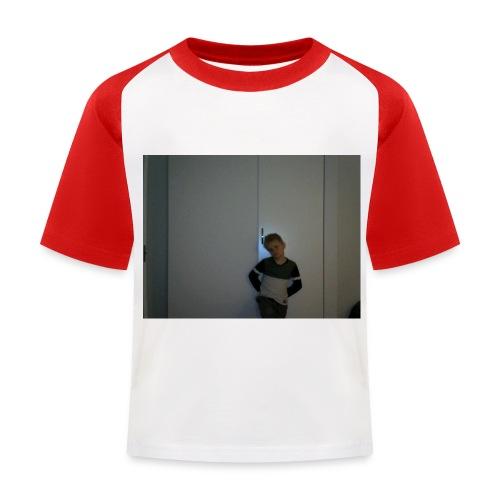 LB GAMING bild - Baseboll-T-shirt barn