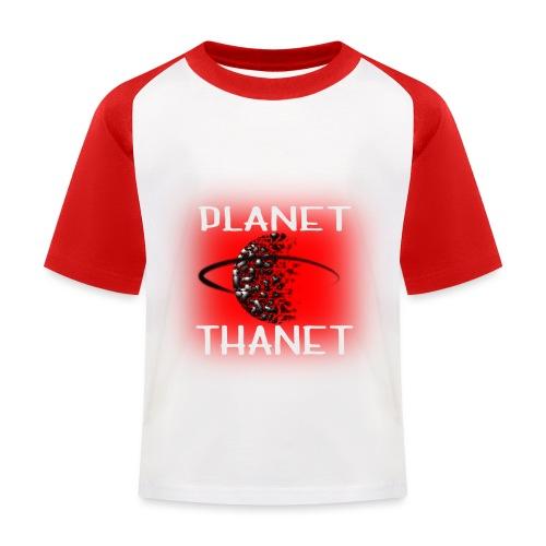 Planet Thanet - Made in Margate - Kids' Baseball T-Shirt