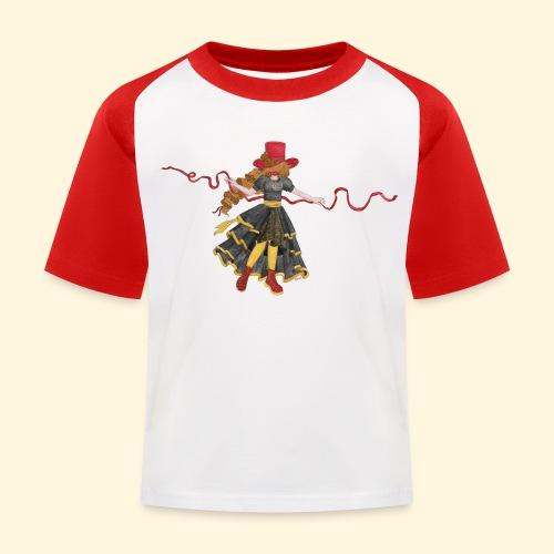 Ladybird - La célèbre uchronaute - T-shirt baseball Enfant