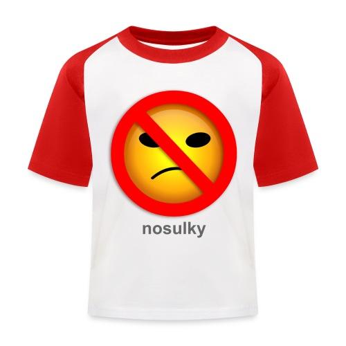 nosulky - T-shirt baseball Enfant