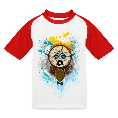 Remember the futur Souviens toi du futur - T-shirt baseball Enfant